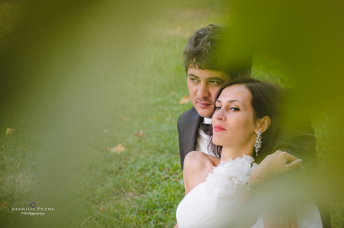Fotograf Trash the Dress Crina & Mihai